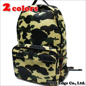 A BATHING APE (エイプ) PORTER 1ST CAMO DAYPACK (バックパック) 276-000225-018 (1B23-182-950)-【新品】 (グッズ)