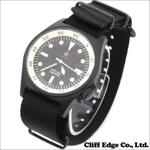 the POOL aoyama(ザプール青山) x Fragment フラグメント KENTEX MILITARY WATCH BLACK 287-000188-011【新品】 (グッズ)|cliffedge