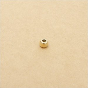 THE BINGO BROTHERS (ビンゴブラザーズ) 丸型 ゴールドビーズ GOLD 270-000570-018+【新品】 (グッズ)|cliffedge
