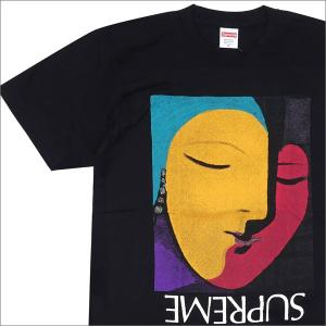 SUPREME(シュプリーム)  Abstract Tee (Tシャツ)  BLACK 200-007287-041x【新品】(半袖Tシャツ)