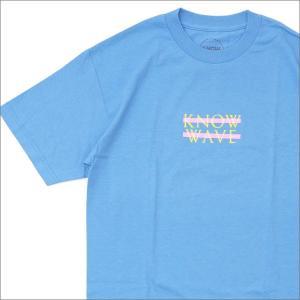 Know Wave(ノーウェーブ)  Wavelength Tee (Tシャツ)  CAROLINA...