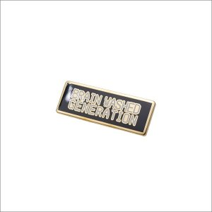UNDERCOVER(アンダーカバー)  BWG PINS (ピンズ)  BLACK 290-004399-011x【新品】(グッズ)|cliffedge