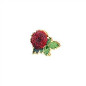 UNDERCOVER(アンダーカバー)  ROSE PINS (ピンズ)  RED 290-004400-013x【新品】(グッズ)|cliffedge