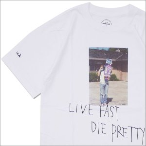WTAPS (ダブルタップス) YOUTHFUL DAYZ TEE (Tシャツ) 172GWDT-JKM06 WHITE 200-007677-030-【新品】(半袖Tシャツ)|cliffedge
