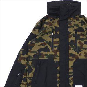 WTAPS (ダブルタップス) x A BATHING APE (エイプ) SEAL SHERPA JACKET 172BRAPD-JKM01S CAMOUFLAGE 230-001061-055-【新品】(OUTER)|cliffedge
