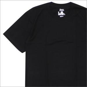 SUPREME(シュプリーム) x Hanes(ヘインズ) Tagless Tee (Tシャツ) BLACK 200-005622-931x【新品】(半袖Tシャツ)