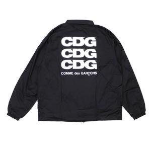 CDG(シーディージー) COACH JACK...の詳細画像1