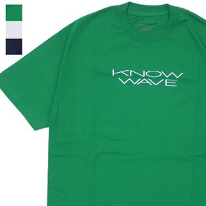 ノーウェーブ Know Wave Stretch Logo Tee Tシャツ メンズ 【新品】 41...