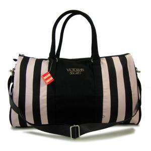 ヴィクトリアシークレット バッグ VICTORIA'S SECRET ボストンバッグ ジムバッグ 旅行バッグ 大きめ