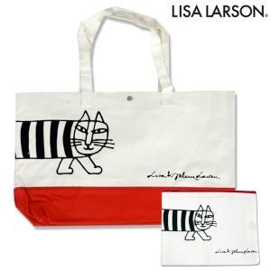【送料無料】LISA LARSON リサラーソン マイキー トートバッグ ポーチ付|climb-f