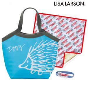 【送料無料】LISA LARSON リサラーソン ハリネズミ イギー トートバッグ ランチトート 保冷シート ランチベルト 3点セット|climb-f
