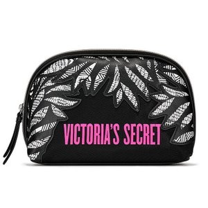 【送料無料】VICTORIA'S SECRET Graphic Blooms Beauty Pouc...