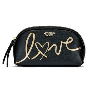 【送料無料】VICTORIA'S SECRET Love Beauty Pouch ヴィクトリアシー...