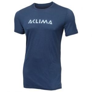 アクリマ LW T-Shirt Logo Tシャツ(Insignia Blue)