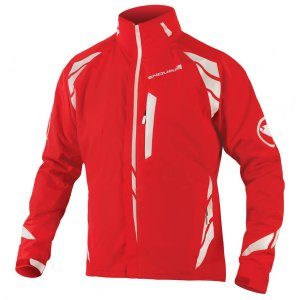 Endura エンデューラ Luminite 4 in 1 Jacket (Red)