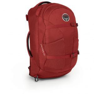 オスプレー Farpoint 40(Jasper Red)