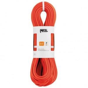 PETZL ペツル Arial 9.5(60m - Orange) climbs