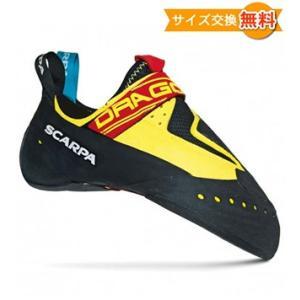 【即納】スカルパ ドラゴ(Yellow)|climbs