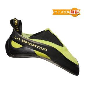 【 即納 】【 セット商品 】 スポルティバ コブラ - REBOOT ( Apple Green )  + スポルティバ シューズバッグ climbs