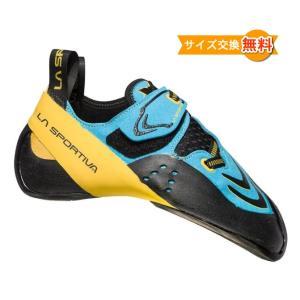 【 即納 】【 セット商品 】 スポルティバ フューチュラ ( Blue / Yellow )  + スポルティバ シューズバッグ climbs