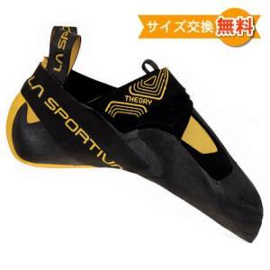 【 即納 】【 セット商品 】 スポルティバ セオリー ( Black / Yellow )  + スポルティバ シューズバッグ climbs