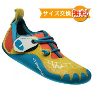 【即納】スポルティバ グリピット Gripit(Yellow / Flame)|climbs