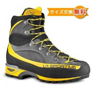スポルティバ トランゴ アルプ EVO GTX(Grey / Yellow) climbs