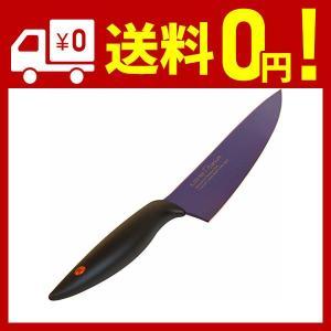 スミカマ (SUMIKAMA) 霞(KASUMI) チタニウム 剣型包丁 ミッドナイトブルー 20c...