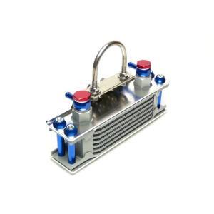 クリッピングポイント製 オイルクーラーキット 適合:12Vゴリラ clippingpointstore