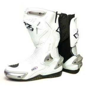 W2ブーツ ミサノ(ホワイト)|clippingpointstore