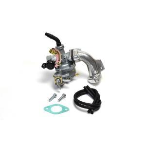 クリッピングポイント製 ビッグキャブ16Φキット(ノーマルクリーナー)(ノーマルヘッド用) 適合:スーパーカブ50(キャブ車)|clippingpointstore