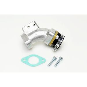 クリッピングポイント製 ビッグキャブ24Φキット補修用マニホールドセット(ビッグバルブヘッド用) 適合:スーパーカブ50(キャブ車)|clippingpointstore