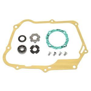 クリッピングポイント製 クラッチカバーガスケットセット 適合:スーパーカブ50(キャブ車)|clippingpointstore