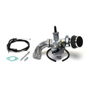 クリッピングポイント製 ビッグキャブ22Φ&クリーナーキット(ビッグバルブヘッド用) 適合:12V CD50|clippingpointstore
