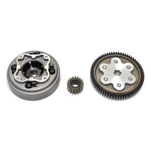 クリッピングポイント製 強化ケブラーツインプレートクラッチキット(ハイギアタイプ) 適合:マグナ50|clippingpointstore