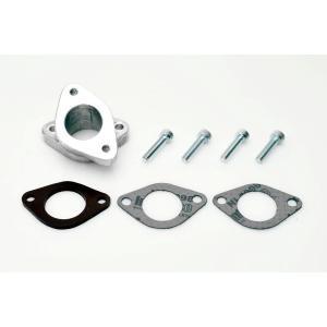 クリッピングポイント製 ビッグキャブ22Φキット補修用マニホールドセット 適合:XR100モタード|clippingpointstore