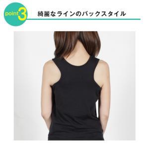 両サイドゴム式nac-02 胸つぶし ナベシャツ なべシャツ 胸潰 トラシャツ  綿 生地 スポーツウェア clivia 07
