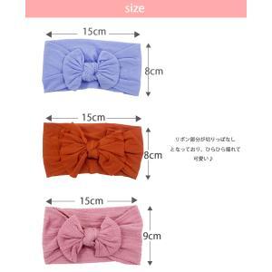 ベビーヘアバンド アクセサリー ベッドバンド かわいい オシャレ キッズ ベビー 赤ちゃん 結婚式 七五三 お出かけ 髪飾り 女の子 年中 使えるオールシーズン|clivia|12