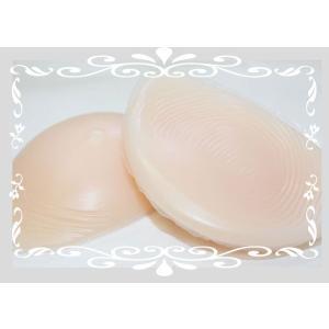 人工乳房 シリコンバスト シリコン 乳房 シリコンパット RT280 シリコンパッド ボリュームアップ用 胸パッド 280g シリコンパット 簡単ボリュームアップ|clivia
