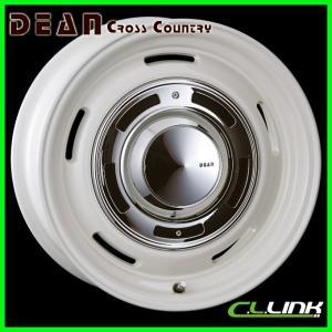 CRIMSON CROSS COUTRY 16x5.5J+20 139.7x5穴 ホワイト クリムソン クロスカントリー cllinkwheels