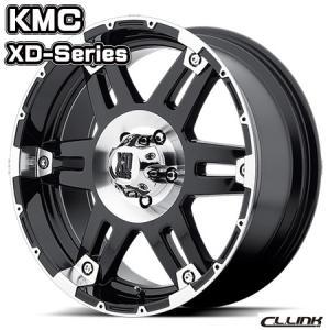 在庫一掃セール KMC XD797 SPY 17x8J+18 139.7 6穴 ブラックマシンド 送料無料 cllinkwheels