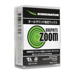 ZOOM サーモアクティブワックス ズームシリーズ ズームグラファイト  ■全雪温対応・グラファイト...