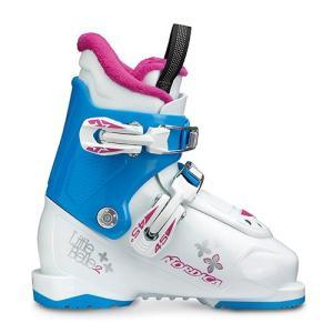 スキーブーツ NORDICA ノルディカ ジュニア LITTLE BELLE 2 子供用 こども キッズ 18-19モデル