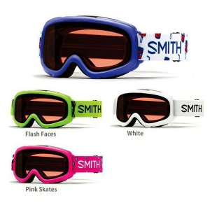 SMITH スミス ジュニア スキー ゴーグル Gambler 17-18モデル 子供用 キッズ ス...