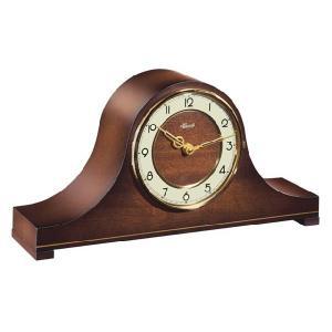 Aurora   高級感があるヘルムレ(HERMLE)置時計  21103-032114|clock-shop-cecicela