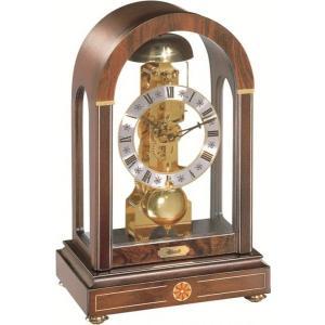 Stratfordウォルナット ヘルムレ(HERMLE)置き時計  22712-030791|clock-shop-cecicela