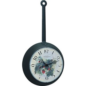 Brownsville ヘルムレ(HERMLE)製掛け時計 30768-002100|clock-shop-cecicela
