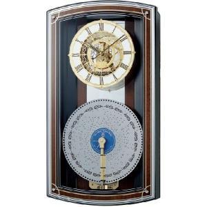 現代に甦るミュージックボックス!プライムオルガニート 4MH848RH06 リズム時計|clock-shop-cecicela