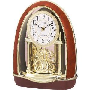 置き時計 パルドリームR414 4RN414-023 シチズン時計|clock-shop-cecicela