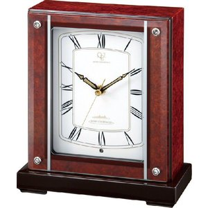 報時付き置き時計 ハイクオリティーコレクション RHG-S65 リズム時計 4RN426HG06|clock-shop-cecicela